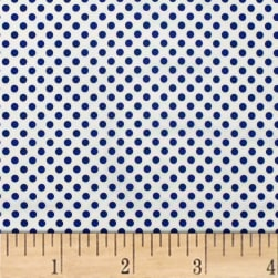 Mixology Dots Royal Fabric