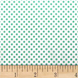 Mixology Dots Spearmint Fabric