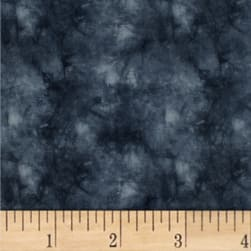 Mixology Batik Indigo Fabric
