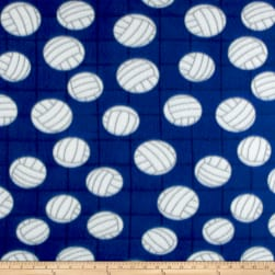 Polar Fleece Volleyball Royal