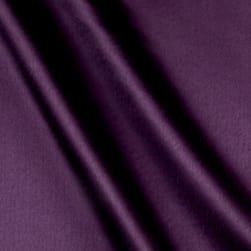 Crepe Back Satin Plum Fabric