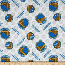 NBA Golden State Warriors Multi Fabric