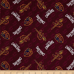 NBA Cleveland Cavaliers Multi Fabric