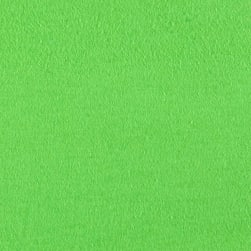 Solid Flannel Green Smoothie Fabric