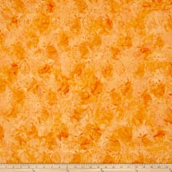 Island Batik Fresh Pick'ins Lemons Candy Corn Fabric