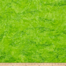 Island Batik Fresh Pick'ins Dot Lime