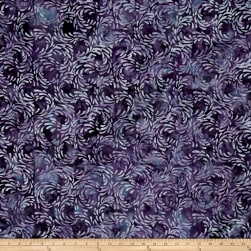 Island Batik Olivera Splash Pewter Fabric