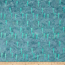 Island Batik Elementz Water Dropz Light Bermuda Fabric