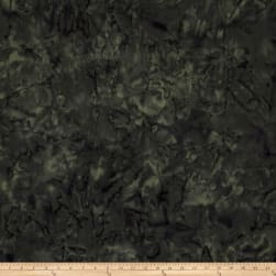Batik Cotton Basics Charcoal Fabric