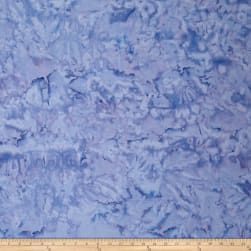 Batik Cotton Basics Periwinkle Fabric