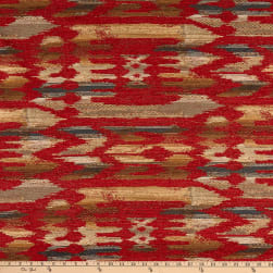 Artistry Navajo Southwest Cochiti Jacquard Pepper Fabric