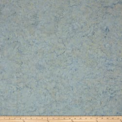 Island Batik Blenders Dot Sky Fabric