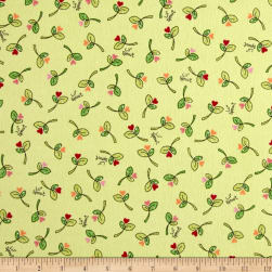 Maywood Studio Kimberbell Lil' Sprout Flannel Too! Sprouts