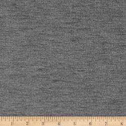 BrightOUT Blackout Faux Silk Drapery Atmos Smoke Fabric