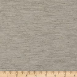 BrightOUT Blackout Faux Silk Drapery Nova Birch Fabric