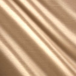 Worldly Faux Dupioni Silk Blush Fabric