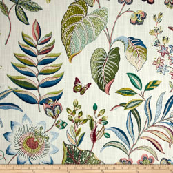 P/Kaufmann Butterfly Trail Orchid Fabric