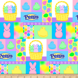 Peeps Patch Multi Fabric