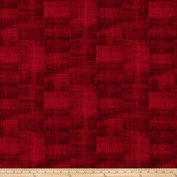 Laura Berringer Color Influence Texture Red Fabric