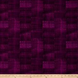 Laura Berringer Color Influence Texture Purple Fabric