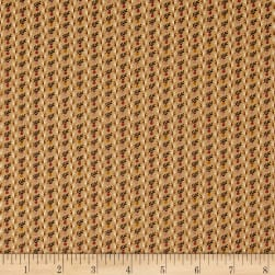 Karen Styles Devon County Dorothy Tan Fabric