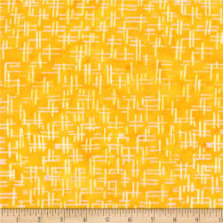 Victoria Findlay Wolfe Parts Deparments Batiks Fences Orange