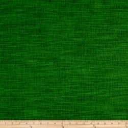 Ace of Slubs Cotton Solid Chambray Green/Lime Fabric