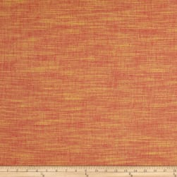 Ace of Slubs Cotton Solid Chambray Red/Yellow Fabric