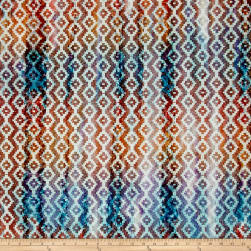 Batik Small Stripe Multi Fabric
