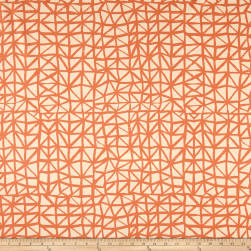Genevieve Gorder Lattice Lace Tiger Lily Fabric
