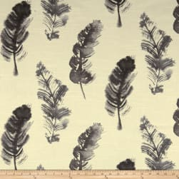 Genevieve Gorder Feather Fall Inked Fabric