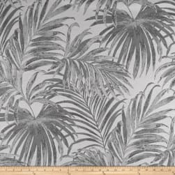 Tommy Bahama Jacquard Isle of Palm Zinc Fabric