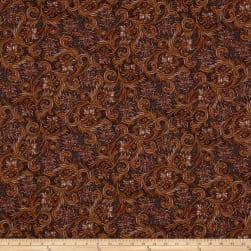 Hoffman Digital Wide Open Spaces Embossed Leather Scroll