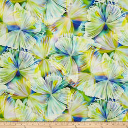 Hoffman Digital Packed Butterfly Wings Mariposa Fabric