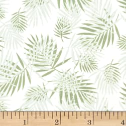 Hoffman Bali Batik Palm Leaves April Fabric