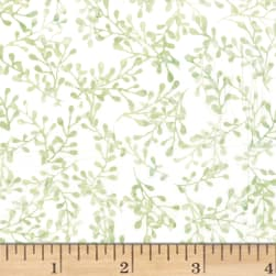 Hoffman Bali Batiks Sprigs Saint Patty Fabric
