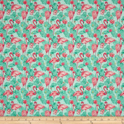STOF France French Fantaisy Flamant Multi Fabric