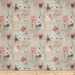 Stof France French Fantaisy Sentiment Multi Fabric