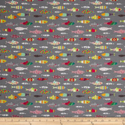 STOF France French Fantaisy Anchois Multi Fabric