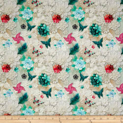 Stof France French Fantaisy Pliage Multi Fabric