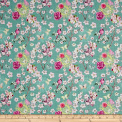 Stof France French Fantaisy Tory Multi Fabric