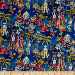 STOF France French Fantaisy Planteur Multi Fabric