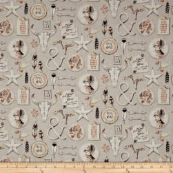 STOF France French Fantaisy Cheyenne Multi Fabric