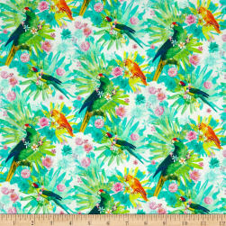 STOF France French Fantaisy Paradisiaque Multi Fabric