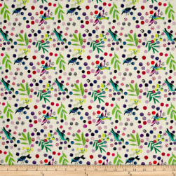 Stof France French Fantaisy Roitelet Multi Fabric
