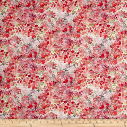 Stof France French Fantaisy Feuillu Multi Fabric