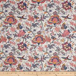 Stof France Valdrome Colombe Ecru Fabric
