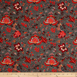 STOF France Valdrome Colombe Anthracite Fabric