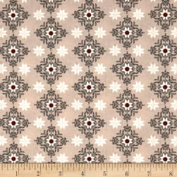 STOF France Valdrome Pierre Blanche Grey/Natural Fabric
