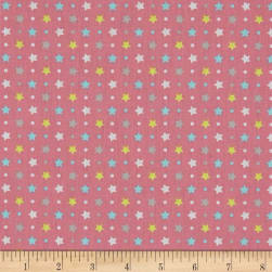 Stof France Infants Stella Rose Fabric
